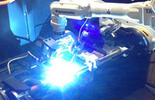 Automated Welding System